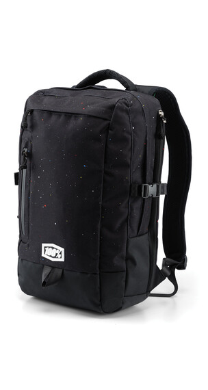 100% Transit Backpack skylar black